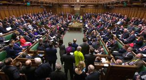 MPs will hold a second round of indicative votes in the Commons (House of Commons/PA)