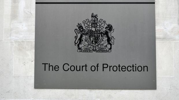 Court of Protection hearings
