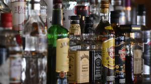 Alcohol sales in retail outlets increased early in lockdown (Kirsty O'Connor/PA)