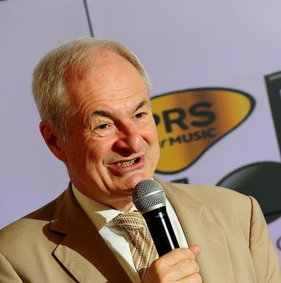 Paul Gambaccini announces the nominees for this year's Ivor Novello awards.