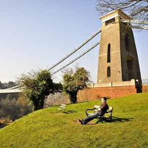 The south of England is expected to bask in sunshine for the next few days