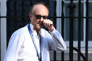 The Prime Minister's chief adviser Dominic Cummings came under fire during lockdown (Stefan Rousseau/PA)
