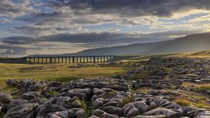 Ribblehead Viaduct, North Yorkshire, by Francis Joseph Taylor (Take A View/PA)