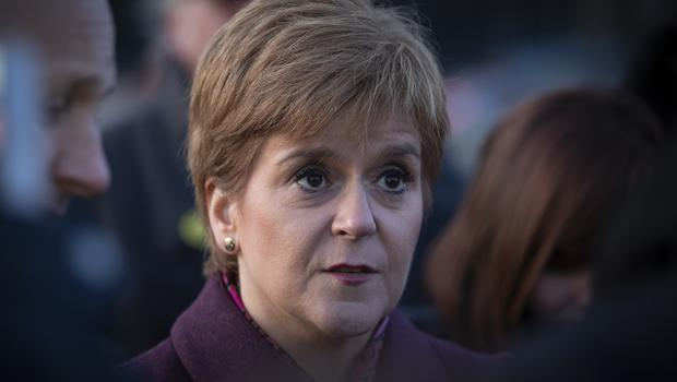 First Minister Nicola Sturgeon said it is important that due process is followed (Jane Barlow/PA)