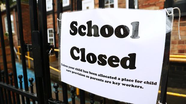 Schools, colleges and nurseries closed more than six weeks ago due to the coronavirus outbreak (PA)