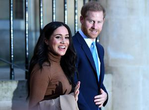 The Sussexes had wanted to remain as working royals