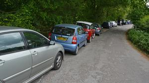 Hitting parked cars has replaced rear-end shunts as the most common accident, according to Admiral (Ben Mitchell/PA)