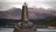 """The SNP is to join with Plaid Cymru and the Greens to renew calls for the """"morally repugnant"""" Trident nuclear weapons system to be scrapped"""