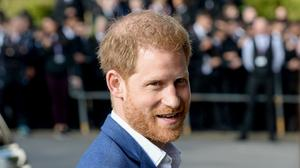 The Duke of Sussex will be touring The Silverstone Experience in Northamptonshire (Eamonn M McCormack/PA)