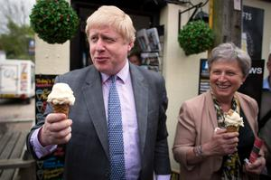 Gisela Stuart (right) campaigned alongside Boris Johnson in the EU referendum (Stefan Rousseau/PA)