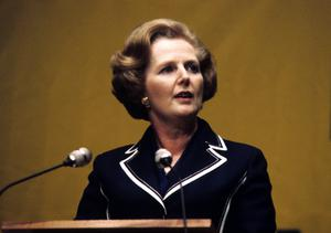 Margaret Thatcher survived a confidence vote in 1990 (PA)