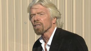 Sir Richard Branson's Virgin Galactic firm refuted any allegations they had ignored safety warnings (AP)