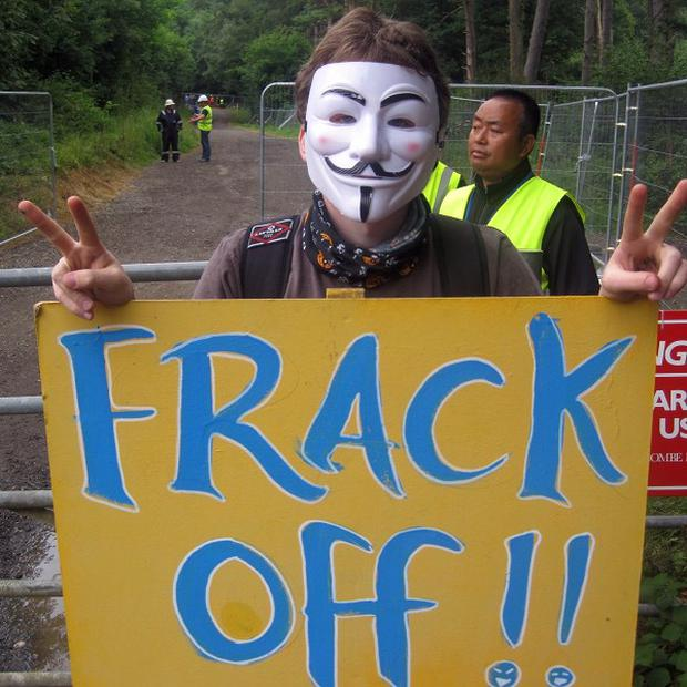 George Osborne has announced a tax break to encourage investment in fracking
