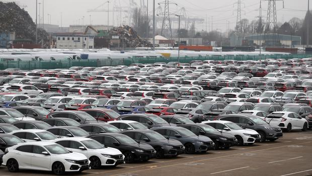 The market share for new diesel cars fell to 31% last month (Andrew Matthews/PA)