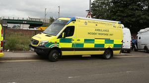 West Midlands Ambulance Service (PA)