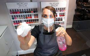 Businesses will have to comply with enhanced cleaning and protective measures (Martin Rickett/PA)