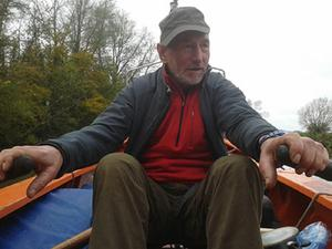 Graham Walters is set to be come the oldest person to row the Atlantic Ocean (Help for Heroes/PA)