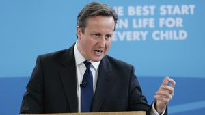 Prime Minister David Cameron will join a TV debate with the other party leaders