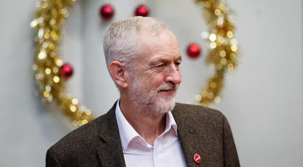 Labour leader Jeremy Corbyn said he would give up Chequers if he became prime minister (Robert Perry/PA)