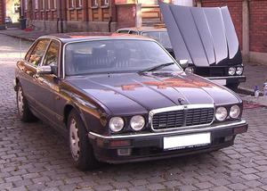 A 1993 Jaguar XJR6 was also linked to the suspect (PA)