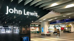 John Lewis sales have plunged after it was forced to shut stores in face of coronavirus despite a surge in online orders (Jacob King/PA)