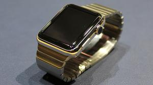 The technical issues came in the same week Apple launched its Watch