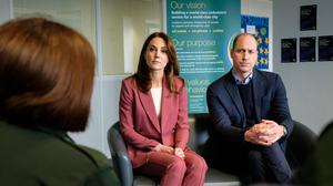The Duke and Duchess of Cambridge praised new mental health guidance launched by PHE to help the nation cope during the pandemic (Kensington Palace/PA)