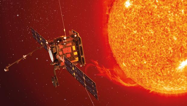 Solar Orbiter is ready for its journey to the Sun (ESA/ATG medialab/PA)