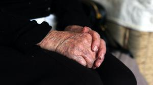 Care home staff are working between healthy residents and people who have been diagnosed with Covid-19, a whistleblower has revealed. (Peter Byrne/PA)