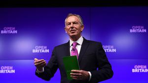 Tony Blair urged Labour to modernise