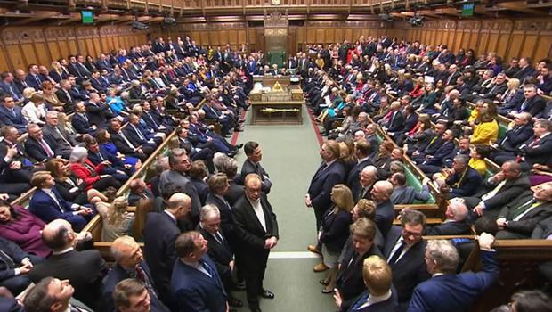 The word 'Brexit' was first spoken in the House of Commons in April 2014 and has since been mentioned more than 24,000 times (House of Commons/PA)