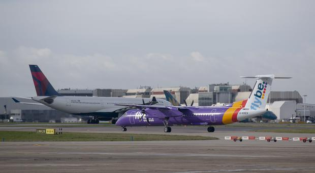 Flights from Belfast City Airport could be at risk