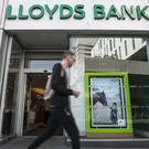 Lloyds Banking Group is to close 56 branches (Lauren Hurley/PA)