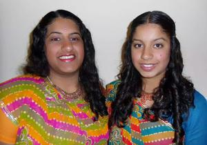 Trisha (19) and Nisha (17) Lad were found dead in their Bradford home along with their parents