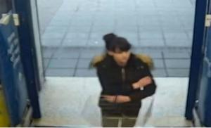 CCTV showing Louise shopping on the night before she disappeared (Hampshire Constabulary/PA)