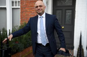 Former Home Secretary Sajid Javid took the decision to revoke Ms Begum's citizenship on national security grounds (Kirsty O'Connor/PA)