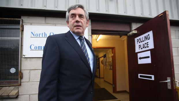 Gordon Brown is to address the annual meeting of Scottish Labour councillors in Glasgow