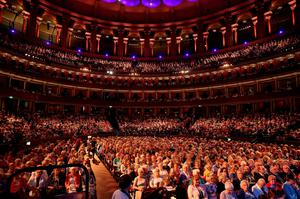 Annual meeting of the National Federation Of Women's Institute at the Royal Albert Hall in London
