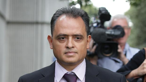 Manish Shah will spend at least 15 years in jail (PA)