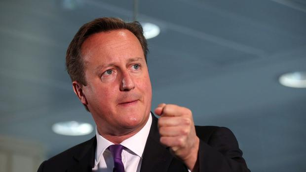 David Cameron insists welfare reform is necessary