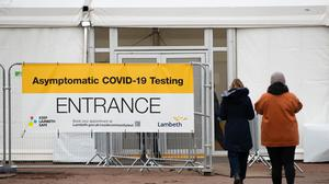 Members of the public could be given a cash incentive to quarantine after a positive test (Aaron Chown/PA)