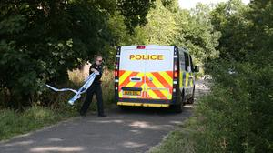 Thames Valley Police officers working to locate a missing man in Cookham have located a body (Jonathan Brady/PA)