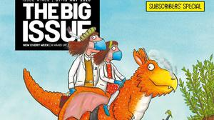Axel Scheffler and Julia Donaldson have teamed up on many projects (The Big Issue)