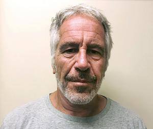 Jeffrey Epstein, who was found dead in his prison cell in New York last August (AP/PA)