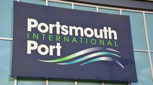The scanner is to be installed at Portsmouth International Port (Ben Mitchell/PA)