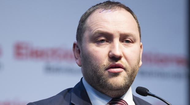Labour MP for Edinburgh South and party deputy leader candidate Ian Murray (Lesley Martin/PA)