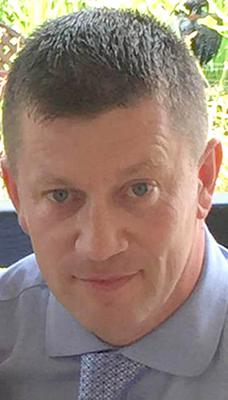 Pc Keith Palmer was stabbed to death during the 2017 Westminster attack (Metropolitan Police/PA)