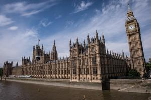 'Contributions by Zoom from offices and living-rooms just don't pack the same punch as those made by MPs in the bearpit of the Commons' chamber when the whites of ministerial eyes are just a few feet away.'  (Stefan Rousseau/PA)