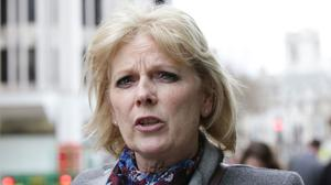 """File photo dated 04/04/16 of Anna Soubry, the MP for Broxtowe in Nottinghamshire. A man has been arrested following a police investigation into a Tweet that called for someone to """"Jo Cox"""" the MP."""