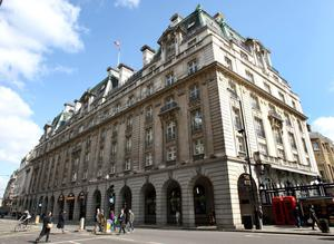 The Ritz Hotel is among the travel and tourism industry entities calling for the quarantine to be scrapped (Anthony Devline/PA)